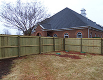 Home Fence Installation